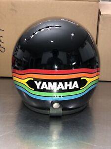 Vintage Original 1981 YAMAHA Motorcycle/Snowmobile Sled Helmet MED /LG