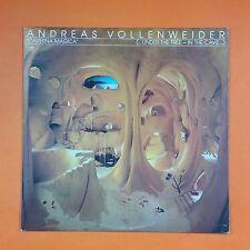 ANDREAS VOLLENWEIDER Caverna Magica FM 37827 LP Vinyl VG++ Cover VG++