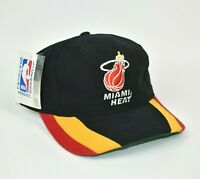 Miami Heat Twins Enterprise NBA Vintage 90's Adjustable Snapback Cap Hat