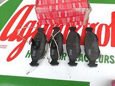 DESTOCKAGE ! kit plaquette de frein AVANT PEUGEOT 205 1.7D 306 1.1 1.4 1.6 1.8 I