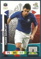 PANINI EURO 2012-ADRENALYN XL-FRANCE-YOANN GOURCUFF