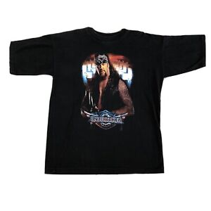 The Undertaker Black T-shirt with back print WWE