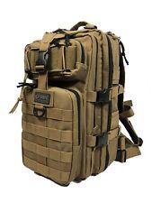 DDT Death Dealer Tactical Anti Venom Tan 24 Hour Assault Pack Bag Backpack Molle