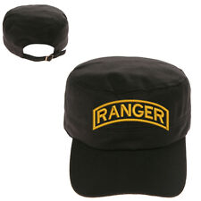 RANGER MILITARY CADET ARMY CAP HAT HUNTER CASTRO