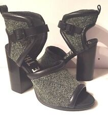 I Desire The Things That Will Destroy Me Black White Earl Grey Sandals Shoes 10