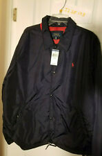 Polo Ralph Lauren Mens New Genuine Aviator Jacket Size XL