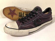Converse All Star John Varvatos Mens Shoes Size 9 Chuck Taylor Plum Low Top