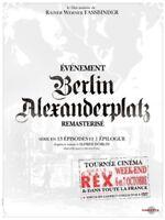 Berlin Alexanderplatz vintage movie poster print