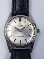 Steel Omega Seamaster Ref.14701 -2 vintage wristwatch, Ca 1961,Cal.562, 34mm $1