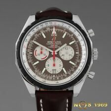 BREITLING CHRONO  MATIC 49MM A14360 CHRONOGRAPH LIMITED EDIT BOX & PAP