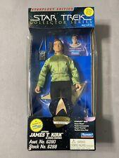 "Captain James T. Kirk 9"" Star Trek Starfleet Edition by Playmates 1995 New"