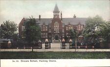 Hackney Downs. Grocers School # 112 by Gordon Smith.