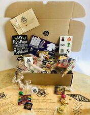 Harry Potter Personalised Sweets Toys Gift Hamper Box Hogwarts Acceptance Letter