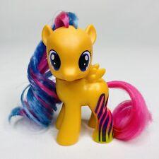 My Little Pony SCOOTALOO Wild Rainbow Brushable G4 MLP