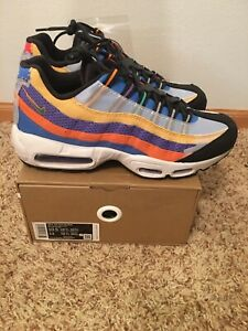 Nike Air Max 95 BHM Black History Month size 10.5 #