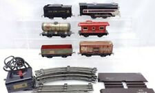Marx Trains 3987 Steam Locomotive Engine Set w/ Box O Scale