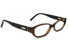 Coach Women's Eyeglasses Baila 2034 Brown  Brown Oval Frame 48[]15 135