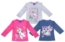 T-Shirts für Mädchen aus 100% Baumwolle mit Kapuze