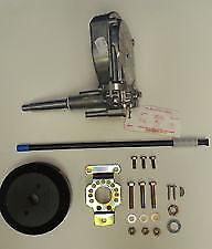 Genuine Boat Steering  Helm Unit Teleflex Safe T QC c.w bezel kit >200hp