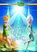 Tinker Bell And The Segreto Di The Ali DVD Nuovo DVD (BUA0194701)