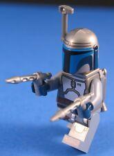 LEGO® STAR WARS™ Clone Wars 75015 JANGO FETT™ + 2 Silver Custom Blasters!