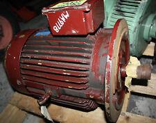 Brook Crompton Parkinson 3 phase 5.5KW 6 pole induction motor ex mining store