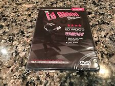 The Ed Wood Collection Volume 1 New Sealed DVD! Bride Of The Monster & Jailbait!