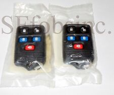 PAIR SEALED FORD WINDSTAR FREESTAR MONTEREY KEYLESS REMOTE ENTRY FOB CWTWB1U551