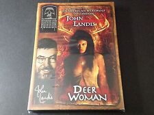 MASTERS OF HORROR - DEER WOMAN (  DVD ) JOHN LANDIS