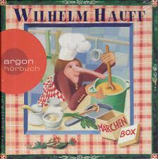WILHELM HAUFF Märchenbox NEU 5 CDs