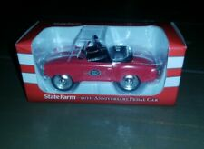 State Farm 90th Anniversary Pedal Car 1:12 Scale Diecast Ornament NEW IN BOX