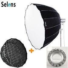 Selens 90cm Hexadecagon Umbrella Softbox+ HoneyComb Grid For Studio Flash Bowens