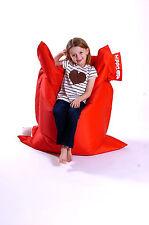 Red Hippo Children's Bean Bag Slab Water Resistant Beanbag Kids Gamer Outdoor