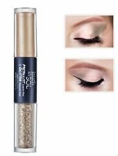 TOUCH IN SOL Metallist Liquid Foil & Glitter Eye Shadow Duo #3 Talia