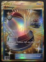 Carte Pokemon ECHANGE 160/149 Secrète Soleil et Lune 1 SL1 FR NEUF