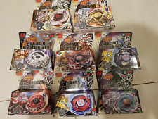 8pcs Beyblade Top Metal Fusion Master Rapidity Fight Launcher Toy