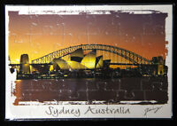 Sydney Australia Card Jigsaw Puzzles Great Price