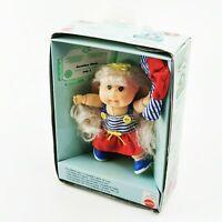 ~ Rare ~ Vintage ~ Cabbage Patch Kids ~ Geraldine Shana ~ July 8 ~ Mattel 1996 ~