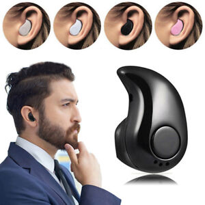 Mini Bluetooth 4.1 Stereo Sports Headset Wireless Earphone Handsfree MIC Earbuds