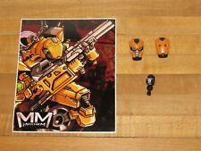Mayhem Mekanics Unrustable Bastards Chollo Exclusive Head Upgrade & Sticker Set