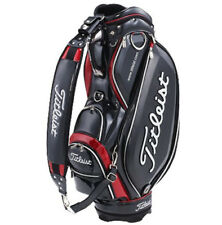 Titleist CB410 Staff Cart Staff Caddy Golf Bag in Black