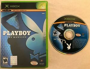Playboy the Mansion - Microsoft Xbox MINT condition disc, fully guaranteed