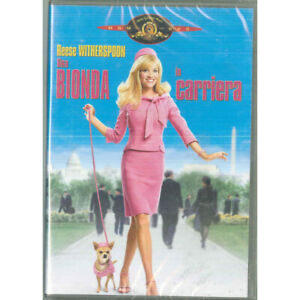 By The Blonde IN Career DVD Newhart/Wilson/ Witherspoon/ Field Sealed