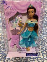 New Princess Jasmine Ballet Doll - Disney Aladdin - 11 1/2''