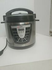 Power Cooking Pressure Cooker XL 6 Quart - Silver PPC770