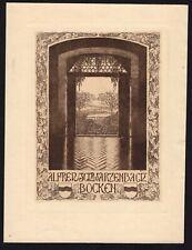 30)Nr.164- EXLIBRIS-  Emil Anner