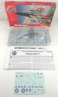 Airfix Folland Gnat T.1 Fighter Jet A01006 Model Kit 1:72 - Sealed Contents