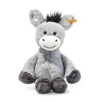 Steiff 073748 Soft Cuddly Friends Dinkie Esel 30cm