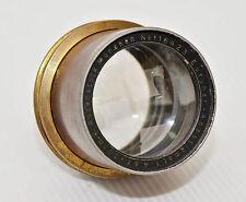 Eurynar - Anastigmat 30cm 300mm f/4,5 Rodenstock München WWII brass lens