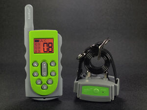 KoolKani 600Meters Quality Rechargeable Waterproof Remote Dog Training Collar